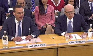 Rupert Murdoch 'humbled' by Commons committee questioning