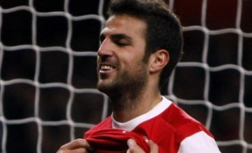 Barcelona vow to fight all the way for Cesc Fabregas