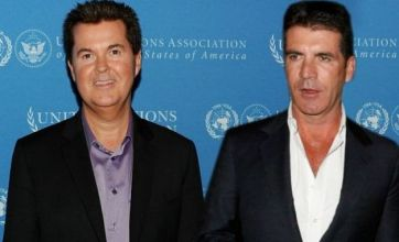 Simon Cowell sued by American Idol's Simon Fuller over X Factor USA