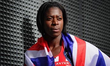 London 2012: Christine Ohuruogu on a mission to make world championships