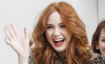 Doctor Who's Karen Gillan to star as abused secretary in theatre debut