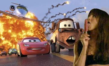 Cars 2 v Horrible Bosses: Film Face-off