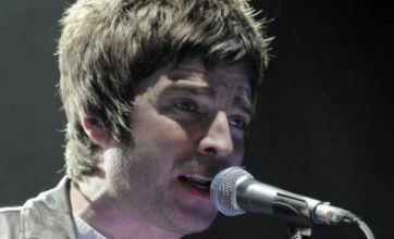 Oasis' Noel Gallagher rubs shoulders with royalty in Los Angeles