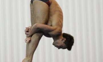 Tom Daley takes fifth place and loses title to Qui Bo in Shanghai