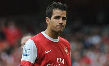 Barcelona 'sure' of Cesc Fabregas transfer with Arsenal talks ongoing