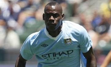 Mario Balotelli's antics won't be tolerated at Manchester City, says Nigel De Jong