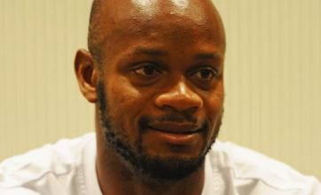 Asafa Powell issues London 2012 challenge to Usain Bolt and Tyson Gay