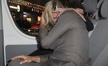 Lovebirds Kate Moss and Jamie Hince caught in very public raunchy clinch