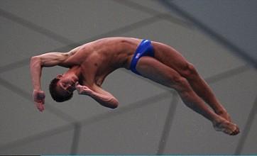 Tom Daley opens London Olympics 'masterpiece' Aquatics Centre