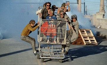 Complete Jackass film series available to rent on Facebook