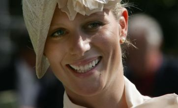 Zara Phillips and Mike Tindall's Royal Wedding: Rock the week