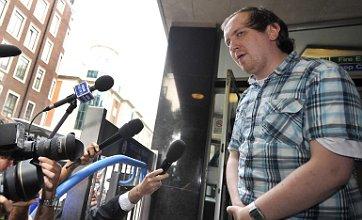 Jonnie Marbles aims jibe at Rupert Murdoch following assault conviction