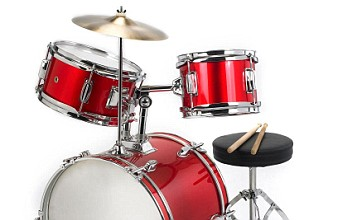 Beat the blues with a session on the drums