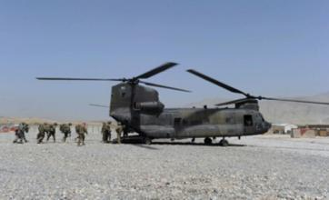 US troops killed as Taliban shoot down helicopter
