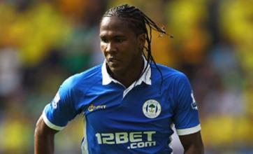 Hugo Rodallega 'targeted by Newcastle' in striker transfer hunt