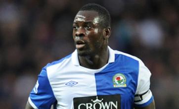 Chris Samba left out by Blackburn amid Arsenal and Spurs transfer talk