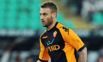 Daniele De Rossi 'eyed by Roberto Mancini' to complete Manchester City squad