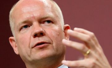 Libya mission has saved thousands, says William Hague