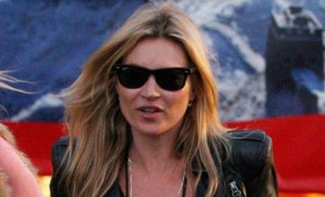 Kate Moss has finally grown up, says pal Sadie Frost
