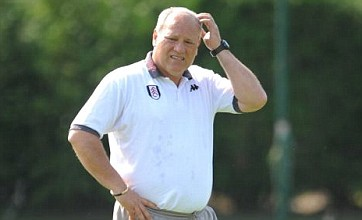 Martin Jol 'still searching for Bobby Zamora back-up' after fracture scare