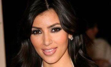 Kim Kardashian tries to outdo Wills & Kate's wedding cake
