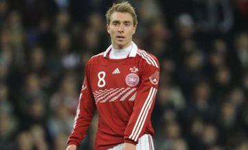 Manchester City deny making offer for Ajax star Christian Eriksen