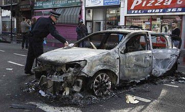 Tottenham riots: MP David Lammy appeals for calm as looting continues