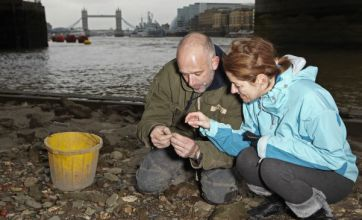 Mudlarking: a very British pastime is making a comeback