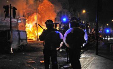 UK riots: Arrests over Facebook 'incitement' to more violence