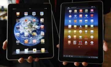 Apple gets iPad rival Samsung Galaxy Tab banned in Europe
