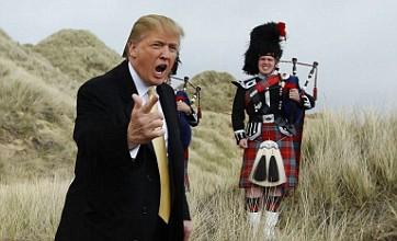 Donald Trump blasts wind farm plan near his golf course