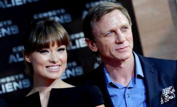 Olivia Wilde: Daniel Craig was a wonderful kisser in Cowboys & Aliens