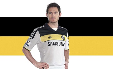Chelsea's white and yellow third kit 'looks like Russian Imperial flag'