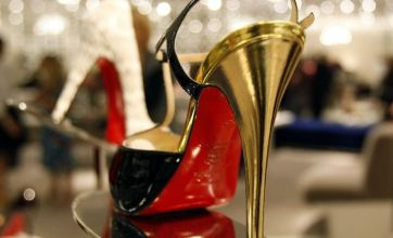 Christian Louboutin loses to YSL in red sole battle