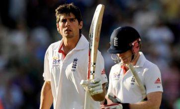 England on top at Edgbaston as Alastair Cook finishes unbeaten on 182
