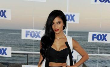 X Factor host Steve Jones admits crush on Nicole Scherzinger