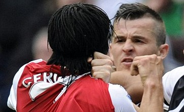 Joey Barton, Alex Song and Steven Taylor drag football to new low