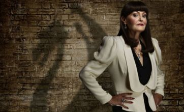 Hilary Devey: I was so nervous when filming Dragons' Den I threw up