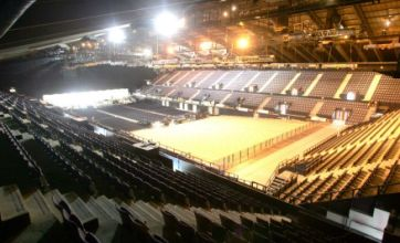 X Factor finalists head to 10,000-seater Wembley Arena