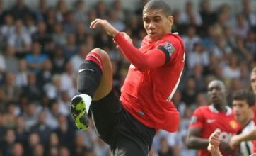 Chris Smalling and Phil Jones hoping to land central roles for Manchester United