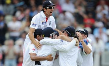 Alastair Cook: Becoming number one is only the beginning for England