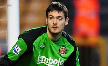 Craig Gordon wanted by Celtic with Arsenal out of the running
