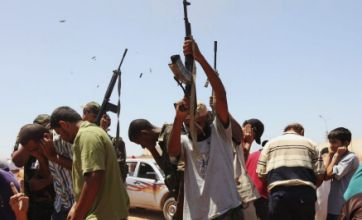 Libyan rebels launch assault to set up siege in Tripoli