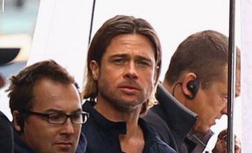 Brad Pitt's World War Z shoot in Glasgow rocked by explosions