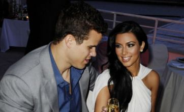 Kim Kardashian marries Kris Humphries surrounded by celebrities