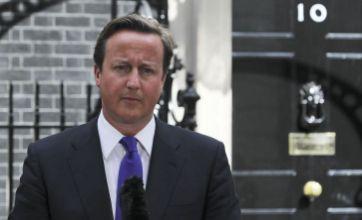 Gaddafi regime is in full retreat, says David Cameron