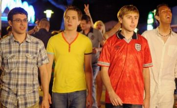 The Inbetweeners Movie: James Buckley didn't choose his c*** double