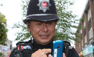 Nearest police officers can now be located on iPhone apps