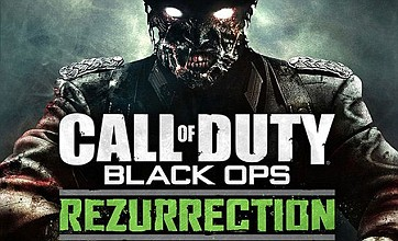 Call Of Duty: Black Ops – Rezurrection review – zombies on the moon