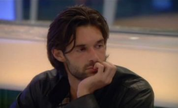 Bobby Sabel loses his cool with Kerry Katona and Amy Childs in CBB house